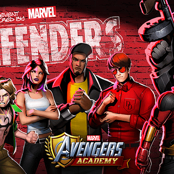 Not To Be Outdone Avengers Academy Brings The Defenders To The Palm Of Your Hand