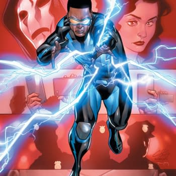 DC Announces Black Lightning: Cold Dead Hands Mini From Tony Isabella And Clayton Henry For November
