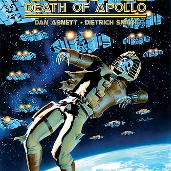 Free On Bleeding Cool &#8211 Battlestar Galactica: Death Of Apollo #1 By Abnett And Smith