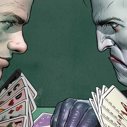 The Batman Hater Loves Deathstroke And Deadshot: Batman #28 Review