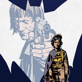 Kurt Busiek And John Paul Leons Batman: Creature Of The Night Hits Stores In November