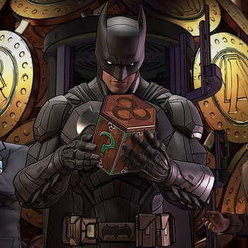 Telltales Batman: The Enemy Within May Be Coming To The Nintendo Switch