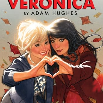 Betty & Veronica: Vixens Lead The Archie Comics November 2017 Solicitations