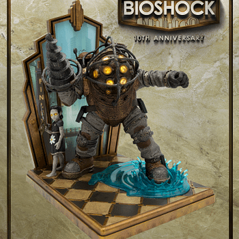 2K Games Announces BioShock 10th Anniversary Collectors Edition
