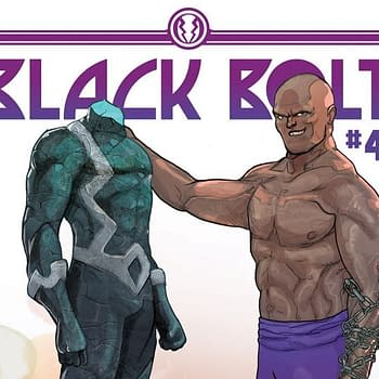 Black Bolt #4 Review: The Ballad Of The Absorbing Man