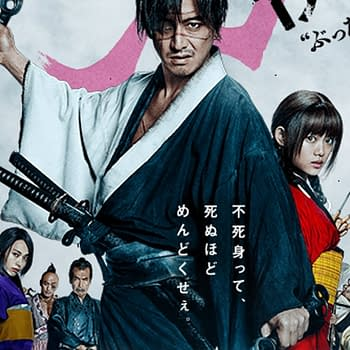 Blade Of The Immortal Gets A Red Band Trailer