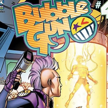 Bubblegun #4 Review: Doesnt Really Offer Anything New To The Sci-Fi Genre