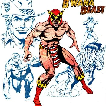 The Comic Book History Of Bwana Beast