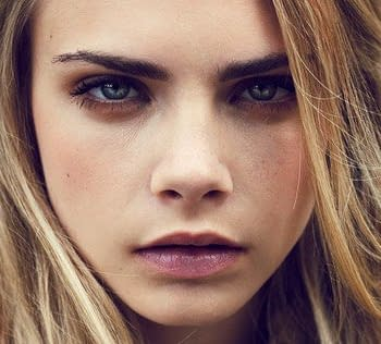 Cara Delevingne Joins Orlando Bloom On Amazons Carnival Row