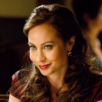 Courtney Ford Joins Husband Brandon Routh On Legends Of Tomorrow