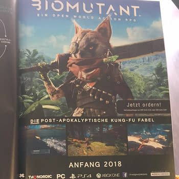 Will Biomutant Be THQ Nordics Newest Game