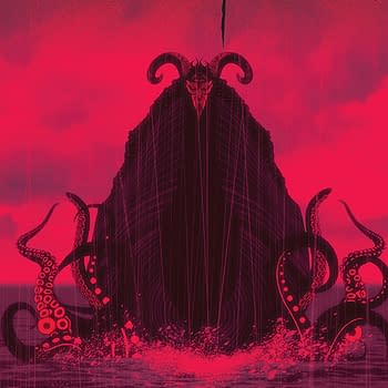 Dark Ark #1 Review: Monsters Come Flooding In