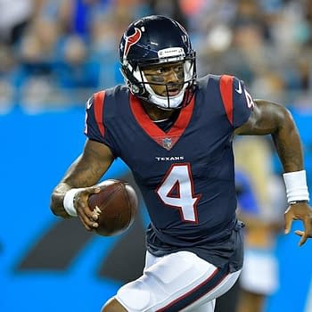 Deshaun Watson And Christian McCaffrey Get Their First NFL Action