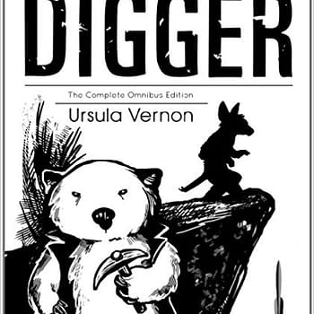 Bury Yourself In A Good Book With Digger A Graphic Novel Series From Ursula Vernon