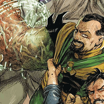 Doctor Strange #24 Review: A Thrilling Sorcerer Showdown