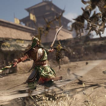 Koei Tecmo Adds in a Much-Needed Patch for Dynasty Warriors 9