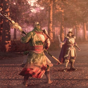 Koei Tecmo Gives US An Official Date For Dynasty Warriors 9