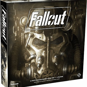 Fallout Is Now Getting A Board Game Via Fantasy Flight