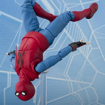 Figuarts Homemade Suit Spider-Man Swings Into Preorders&#8230And Into My Heart
