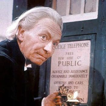 """Doctor Who Christmas Special Will Deal With """"Casual Chauvinism"""" Of First Doctor"""