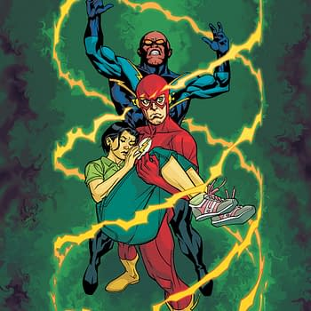 Its The Flash Vs Black Lightning In The Latest DC Versus