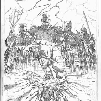 Flashpoint Unrwapped As An Andy Kubert Sketch Edition From DC In February