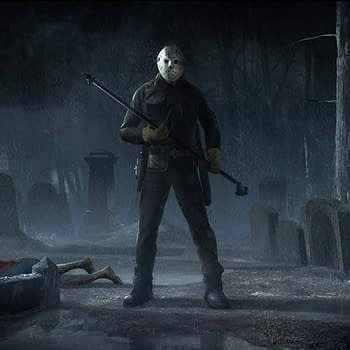 Friday The 13th: The Game has Weapon Swapping at a High Level