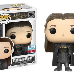 Funko NYCC Exclusive Game Of Thrones Lyanna Mormont