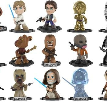 Funko Grabs All My Money With Star Wars Mystery Minis. Here Is Where The Exclusives Are.