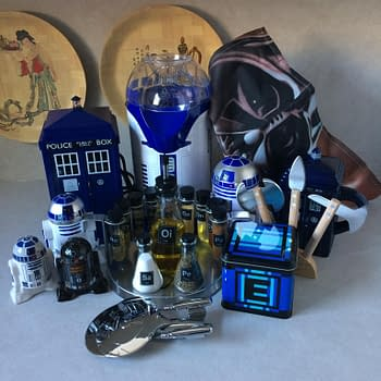 Fortress Festoon: Building A Geeky Kitchen With ThinkGeek