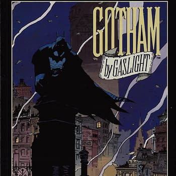 Heres A Sneak Peak At The Gotham By Gaslight Animated Film From The Batman And Harley DVD