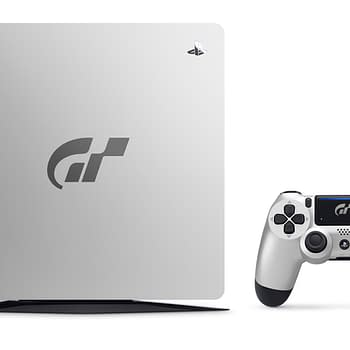 Sony Is Releasing A Gran Turismo Sport Edition PS4