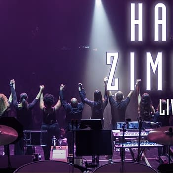 Hans Zimmer Live The Composers Orchestral Rock Concert