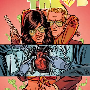 Christopher Sebela Celebrates A TV Deal For Oni Press Romance Comic Heartthrob