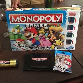 Monopoly Gamer: All The Monopoly Fun None Of The Table-Flipping Rage