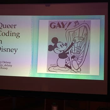 A Feeling Of Belonging: Queer Coding In Disney Part 1 At Nine Worlds