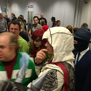 34 Cosplay Shots From London Super Comic Con 2017