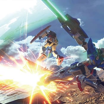 The Open Beta For Gundam Versus Will Commence In September
