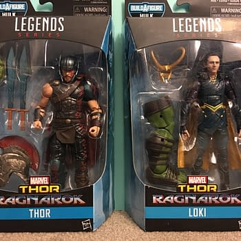 Ragnarok Marvel Legends Invade The Realms Toy Aisles