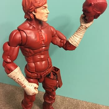 Daredevil Joins The Marvel Legends 12-Inch Line And We Welcome Him With Open Arms