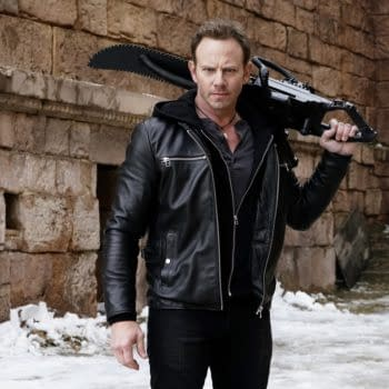 Ian Ziering Made More For Sharknado 5 Than Gal Gadot Did For Wonder Woman