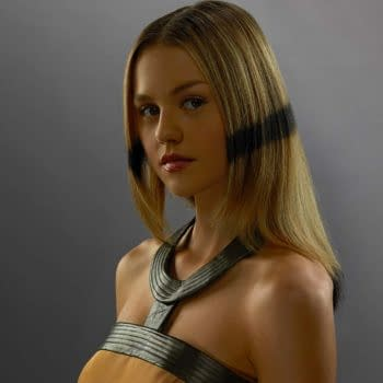 Isabelle Cornish Talks Playing Crystal In Marvel's Inhumans