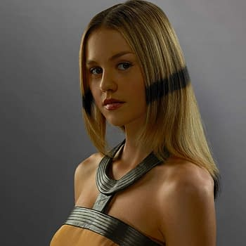 Isabelle Cornish Talks Playing Crystal In Marvels Inhumans