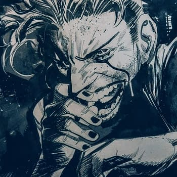 Sean Murphys Batman: White Knight Will Bring Jack Nicholsons Joker To Comics
