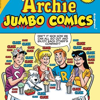 World Of Archie Jumbo Comics Digest #71 Review: Trapped In The Past