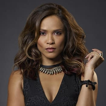 Lucifers Lesley-Ann Brandt Talks Mazikeen And Lindas Friendship