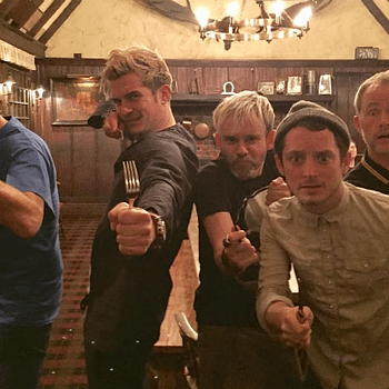 Dominic Monaghan Talks Lord Of The Rings Lost Venomous Snakes And Hobbit Fetishes