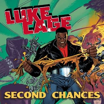 Joshs Throwback Corner – Luke Cage: Second Chances Collection