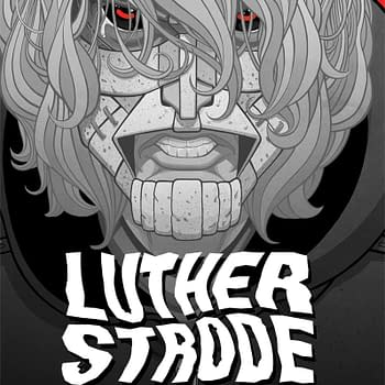 Image Announces Luther Strode: The Complete Series Hardcover Coming In October