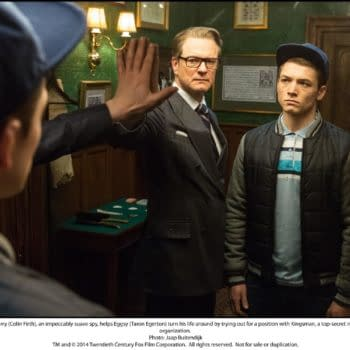 Seven More Kingsman Films, TV Show Are In Development At MARV